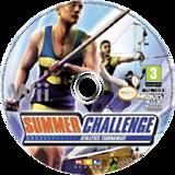 Summer Challenge:Athletics Tournament disque Wii (RE6PRT)