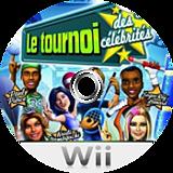 Le Tournoi Des Célébrités disque Wii (REAP69)