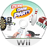 Game Party disque Wii (RGXP5D)