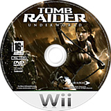 Tomb Raider : Underworld disque Wii (RH8P4F)