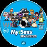 MySims Sky Heroes disque Wii (RJ6P69)