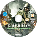 Call of Duty : Modern Warfare - Edition Réflexes disque Wii (RJAP52)