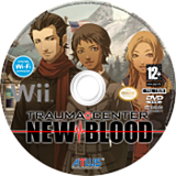 Trauma Center : New Blood disque Wii (RK2P01)
