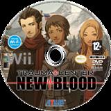 Trauma Center:New Blood disque Wii (RK2P01)