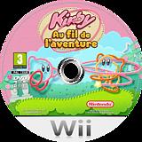 Kirby au Fil de l'Aventure disque Wii (RK5P01)