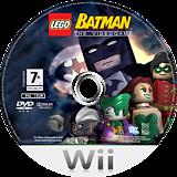 LEGO Batman:Le Jeu Vidéo disque Wii (RLBPWR)