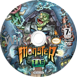 Monster Lab disque Wii (RM7P4F)