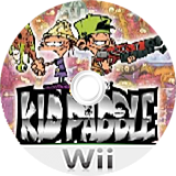Kid Paddle : Lost in the Game disque Wii (RPAF70)