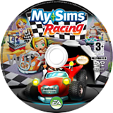 MySims Racing disque Wii (RQGP69)