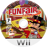 Circus Party disque Wii (RQKP41)