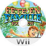 Fête en Famille 100% Fun disque Wii (RRTP52)