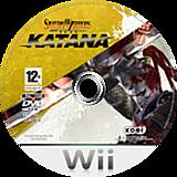 Samurai Warriors:Katana disque Wii (RS5PC8)