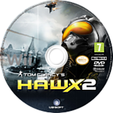 Tom Clancy's H.A.W.X. 2 disque Wii (RTAP41)