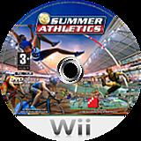 Summer Athletics disque Wii (RUMPFR)