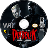 Diabolik : The Original Sin disque Wii (RVDPLG)