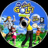 We Love Golf! disque Wii (RWGP08)