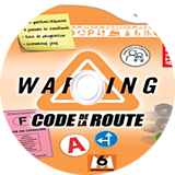 Warning : Code De La Route disque Wii (RWNF70)
