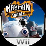 Rayman Contre les Lapins Encore plus Crétins disque Wii (RY2P41)