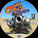 Ninja Captains disque Wii (RY7PHZ)