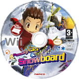 Family Ski & Snowboard disque Wii (RYKPAF)