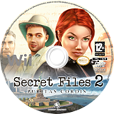 Secret Files 2:Puritas Cordis disque Wii (RZFPKM)