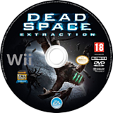 Dead Space:Extraction disque Wii (RZJP69)