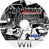 MadWorld disque Wii (RZZP8P)
