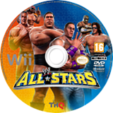 WWE All Stars disque Wii (S2WP78)