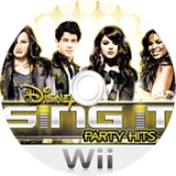 Disney Sing It : Party Hits disque Wii (SDIP4Q)