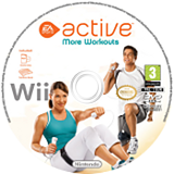 EA Sports Active : Plus d'Exercices disque Wii (SEAP69)