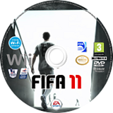 FIFA 11 disque Wii (SELP69)