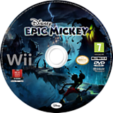 Disney Epic Mickey disque Wii (SEMP4Q)