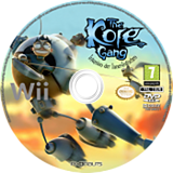 The Kore Gang : La Menace Intraterrestre disque Wii (SP5PVV)