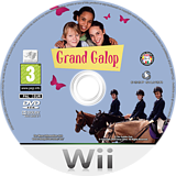 Grand Galop disque Wii (SSLPKM)