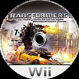 Transformers 3:La Face Cachée de la Lune - Edition Stealth Force disque Wii (STZP52)