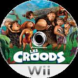 Les Croods:Fête Préhistorique ! disque Wii (SVVPAF)