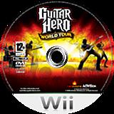 Guitar Hero:World Tour disque Wii (SXAP52)