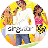 SingItStar Radio 105 CUSTOM disc (R15POH)