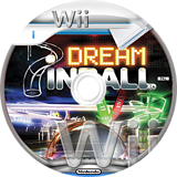 Dream Pinball 3D Wii disc (R3DPS5)