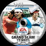 Grand Slam Tennis Wii disc (R5TP69)