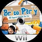 Brico Party: Gli Esperti Del Fai Da Te Wii disc (R9EPNP)