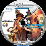 L'Era Glaciale 3: L'Alba dei Dinosauri Wii disc (RIAI52)