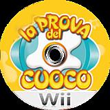 La Prova del Cuoco Wii disc (RRJIMR)