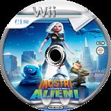 Mostri contro Alieni Wii disc (RVZP52)