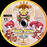 ドカポンキングダム for Wii Wii disc (R2DJEP)