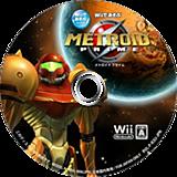 Wiiであそぶ メトロイドプライム Wii disc (R3IJ01)