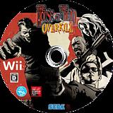 ザ ハウス オブ ザ デッド: オーバーキル Wii disc (RHOJ8P)