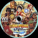 ワンピース アンリミテッドアドベンチャー Wii disc (RIPJAF)