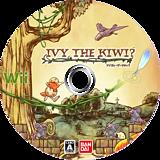 アイビィ・ザ・キウィ? Wii disc (RIVJAF)