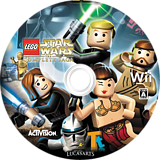 レゴ スター・ウォーズ コンプリート サーガ Wii disc (RLGJ52)
